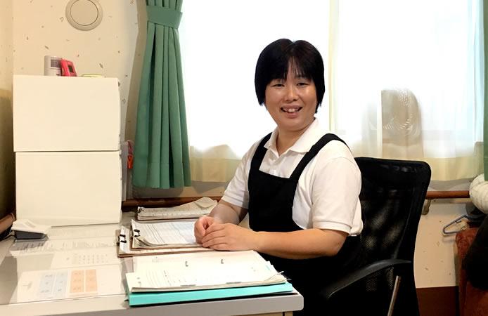 群馬県伊勢崎市のサービス付高齢者向け住宅・暮らしの様子|スタッフ